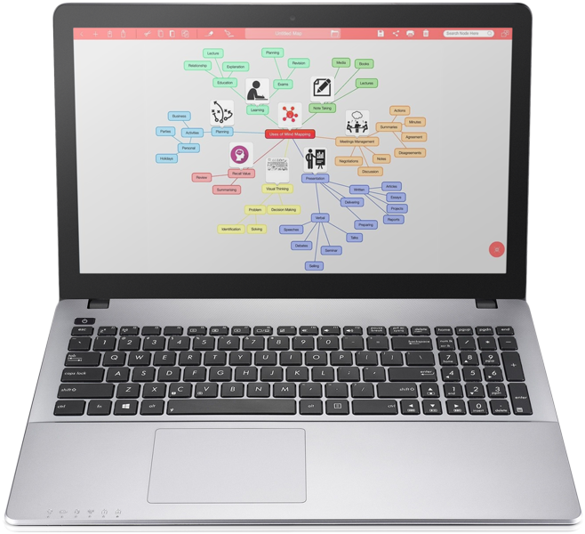 Web Based Mind Mapping Software